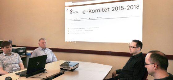 Wizyta Przewodniczącego Komitetu Naukoznawstwa PAN w CZN