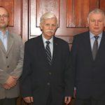 26 kwietnia 2019 r. odwiedził CZN prof. dr hab. Franciszek Ziejka, Rektor UJ (1999-2005). To podczas jego kadencji powstało Centrum Zdalnego Nauczania.
